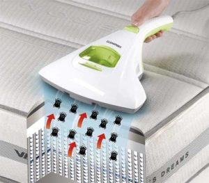 Staubsauger gegen Milben: Hausstaubmilben und Krätzmilben saugen© CLEANmaxx