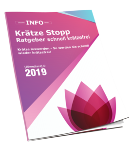 Ebook Ratgeber Krätze-Stopp